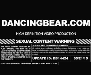 [Dancingbear.com] The Dancing Bear Is In Full Effect 1080p