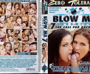 Blow Me Sandwich 7 / Otsosite wdwoem 7 (Greg Alves / Zero Tolerance) [2005 g., Oral/Blow Job, DVDRip]