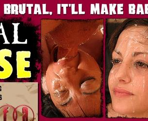 [FacialAbuse.com] (47 rolikow) Pack / Licewoe unizhenie (chast' 2) [2008-2009, FaceFucking, Facial, DeepThroat, BlowJob, Hardcore, Anal, DP, Group, 720p]
