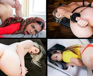 [TeamSkeetSelects.com] - 2020.08.12 - Ember Snow & Daisy Stone & etc - Face Down Ass Up Compilation (1080p).mp4