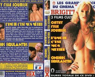 Cathy, fille soumise / Podnewol'naq Käti / Cathy, Registered Prostitute / Cathy, Submissive Girl (Robert Renzulli (as Bob W. Sanders), Alpha France / Blue One) [1977 g., Feature, Straight, Classic, DVD5] (Brigitte Lahaie)