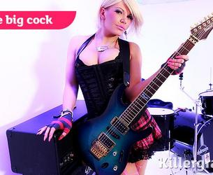 [RockChicks.com / Killergram.com] Tiffany Kingston (Rock The Big Cock) [2011 g., all sex, gonzo, SiteRip]