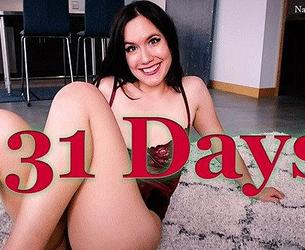 Natashas Bedroom - 31 Days Of Christmas Calendar