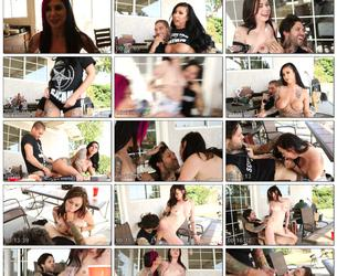 BurningAngel 15.11.17 Joanna.Angel Lily.Lane And Vera.Drake Between.Scenes.Hang.Out.Sex.XXX.1080p
