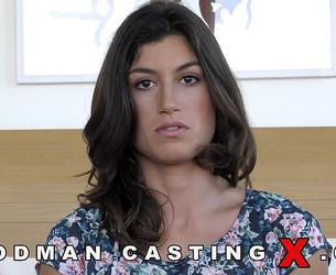 [WoodmanCastingX.com] JULIA ROCA CASTING [2015, All Sex, Oral, Anal, DP, Casting, 2160p]