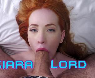 [WakeUpNFuck.com / WoodmanCastingX.com] Kiara Lord (Wunf 322) (06-12-2020) [2020, All Sex, Anal, Ass Licking, Ass To Mouth, Blowjob, Booty, Cumshot, Double Penetration (DP), Gapes, Redhead, Rimjob, 720p]