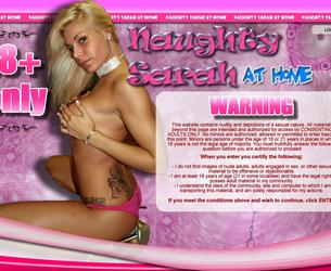 [naughtysarahathome.com] (97 rolikow) SiteRIP [2008-2010, All SEX, BALLOONS, DOMINATION, CREAMPIE, BLOWJOB]