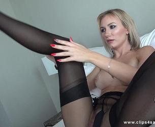 [clips4sale] Angel The Dreamgirl - To Tease Control And Give A Lot Of Pleasure To Your Cock [Stockings!][2160p]