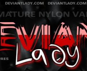 [DeviantLady.com] Marla the Deviant Lady : Kinky nylon games (34 rolika) [2012 g.Amateur, Blowjob, 720p]