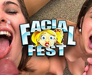 FacialFest.com - Ultimate Cumshot Compilation [2020 g., Amateur, Big Ass, Big Tits, Big Dick, Blowjob, Facial, FFM, Hardcore, Interracial, Natural Tits, White, WEB-DL, 1080p]