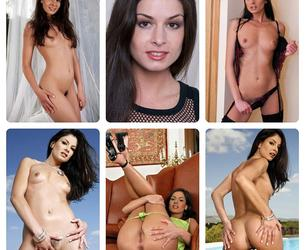 Lucy Lee - AssTraffic.com - 19.09.2005 - 384p - Classic Czech Babe in MMF DP with Messy Facial Ending