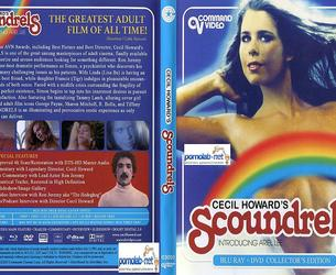Scoundrels/ Negodqi (Cecil Howard, Command Cinema Corporation) [1982 g., Feature Classic Straight, Blu-Ray, 1080p](Ron Jeremy, Lisa Be, Tigr, George Payne, Copper Penny, Anna Turner, Robert Kerman, Tiffany Clark, Sharon Mitchell, Ariel Lee)