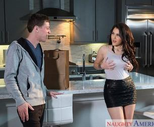 [NeighborAffair.com / NaughtyAmerica.com] Valentina Nappi (24029)[2018 g., Ball licking, Big Ass, Blow Job, Brunette, Bubble Butt, Caucasian, Cum on Stomach, Hazel Eyes, Natural Tits, Outie Pussy, Titty Fucking, Trimmed, Big Tits, 2160p]