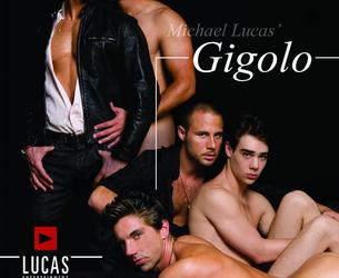 Gigolo / Zhigolo (Michael Lucas, Tony DiMarco / Lucas Entertainment) [2007 g., Eating One's Own Cum, Eating One's Partner's Cum, Feet, Finger Fucking/Probing, Foreskin, Horsehung, Plot, Threeways, DVDRip]