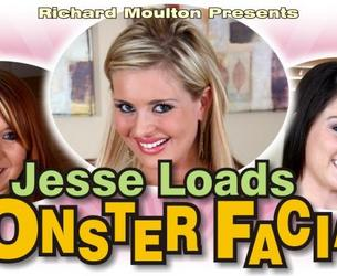 JesseLoadsMonsterFacials - Updates Part 3 [HD] [720p/1080p] *FREELEECH*