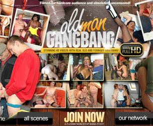 [OldManGangBang.com] SiteRIP (71 rolik) [2007-2011 g., Straight, Group, Old Men]