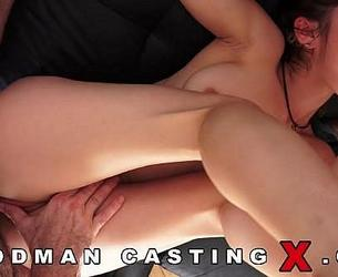 [WoodmanCastingX.com] VICTORIA ROSWELL CASTING 4K [2016-04-22, hardcore, anal, dp, rimming, cum swallowing, natural, threesome fmm, 2160p]