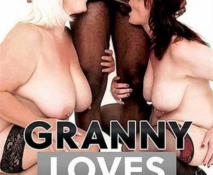 Granny Loves Black XXX WEBRiP x264
