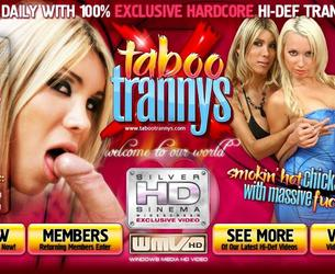 [Transsex] Conie and Kevin (TabooTrannys.com) [2009 g., Transsex, SheMale, SiteRip, 720p]