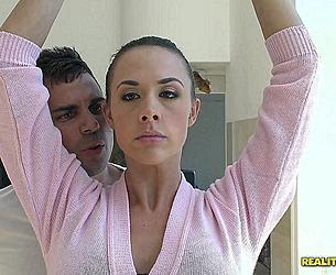 [CFNMSecret.com / RealityKings.com] Kayla Carrera, Chanel Preston (Pussy pile / 09.04.11) [2011g., 2girlBJ, 69, Anal, Asslick, Blowjob, Brunette, Cameltoe, Cum-ass, Ebony, Facial, Shaved, Stockings, Straight, Tattoo, White, 1080p]